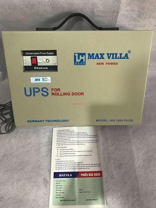 Lưu điện Maxvilla AN1200 plus