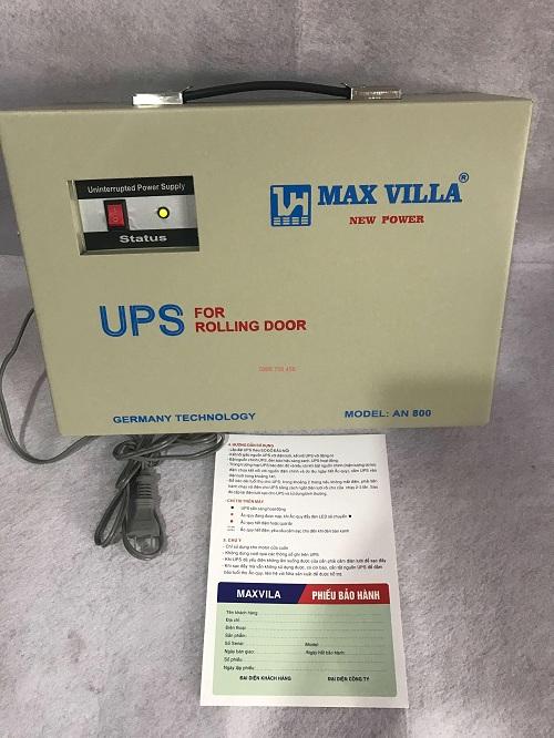 Lưu điện Maxvilla AN800