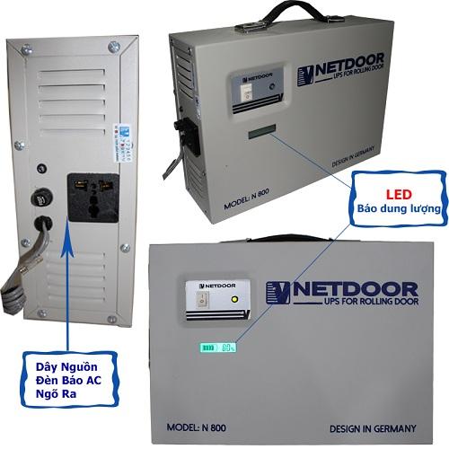Lưu điện Netdoor