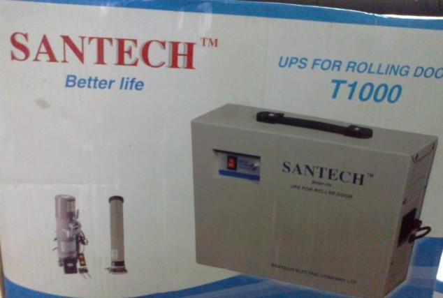 lưu điện santech T1000