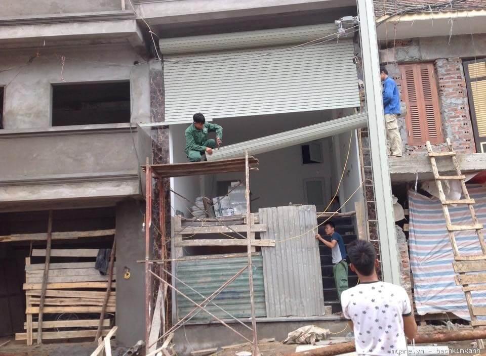 Dịch vụ lắp đặt cửa cuốn tại huyện Củ Chi