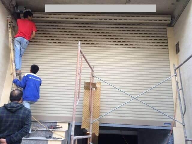 Thợ sửa cửa cuốn tại huyện Hóc Môn