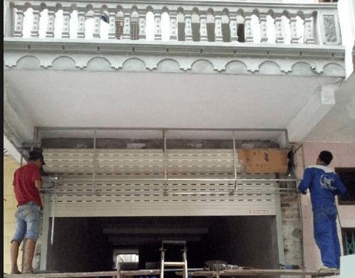 Thợ sửa cửa cuốn tại huyện Bình Chánh
