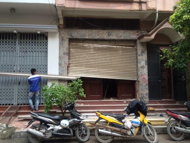 Thợ sửa chữa cửa cuốn tại Quận Phú Nhuận