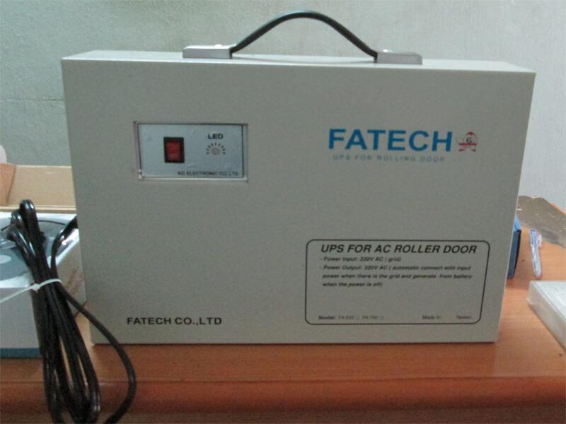 Sửa bình lưu điện cửa cuốn tại huyện Yên Định