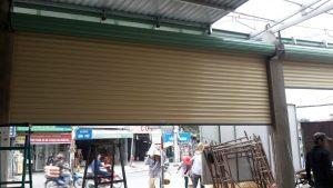 sửa chữa cửa cuốn tại nhà phường 11 Gò Vấp