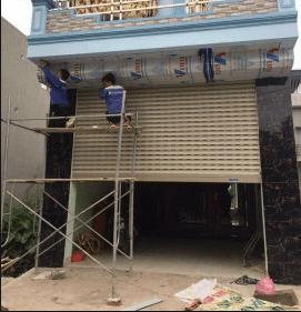Sửa chữa cửa cuốn tại các đường thuộc phường 3 Quận Gò Vấp