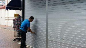 Sửa cửa cuốn tại phường 4 Gò Vấp
