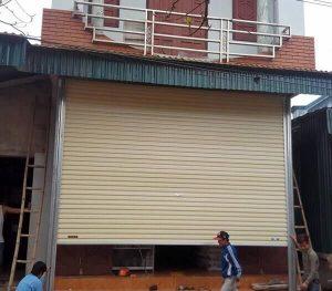Sửa cửa cuốn các đường thuộc phường 4 Gò Vấp