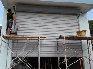 Sửa cửa cuốn phường An Phú Đông Quận 12