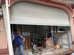 Sửa cửa cuốn tại phường Tân Thới Hiệp Quận 12
