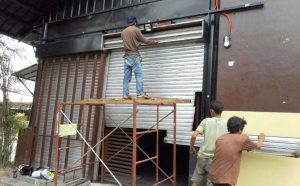 Sửa chữa cửa cuốn phường 12 Quận Gò Vấp