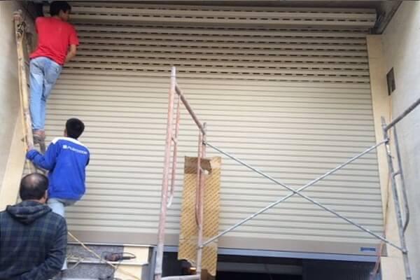 Sửa chữa cửa cuốn phường 13 quận Gò Vấp