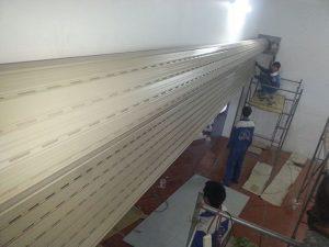 Sửa chữa cửa cuốn tại phường 17 Quận Gò Vấp