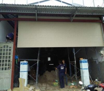 Sửa cửa cuốn phương 5 Quận Gò Vấp