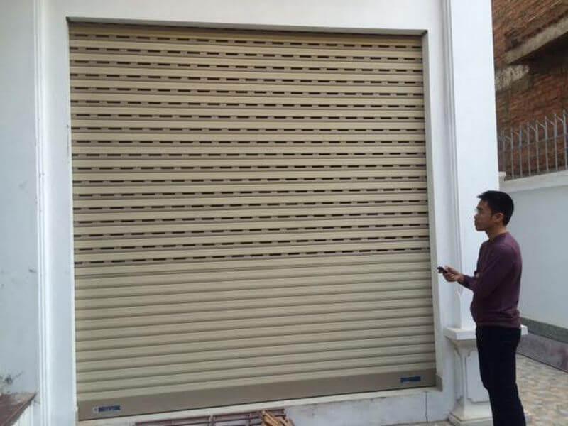 Sửa cửa cuốn phường 3 Quận Bình Thạnh uy tín