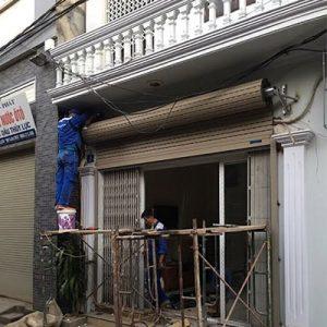 sửa cửa cuốn phường Thạnh Lộc Quận 12 giá rẻ
