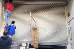 Sửa chữa cửa cuốn tại phường Thạnh Xuân Quận 12 giá rẻ