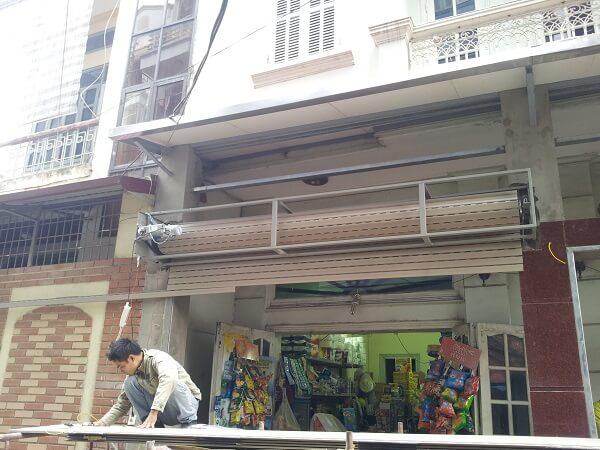 Sửa cửa cuốn phường 13 Quận Bình Thạnh giá rẻ