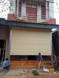 Sửa cửa cuốn tại phường 5 Quận Bình Thạnh