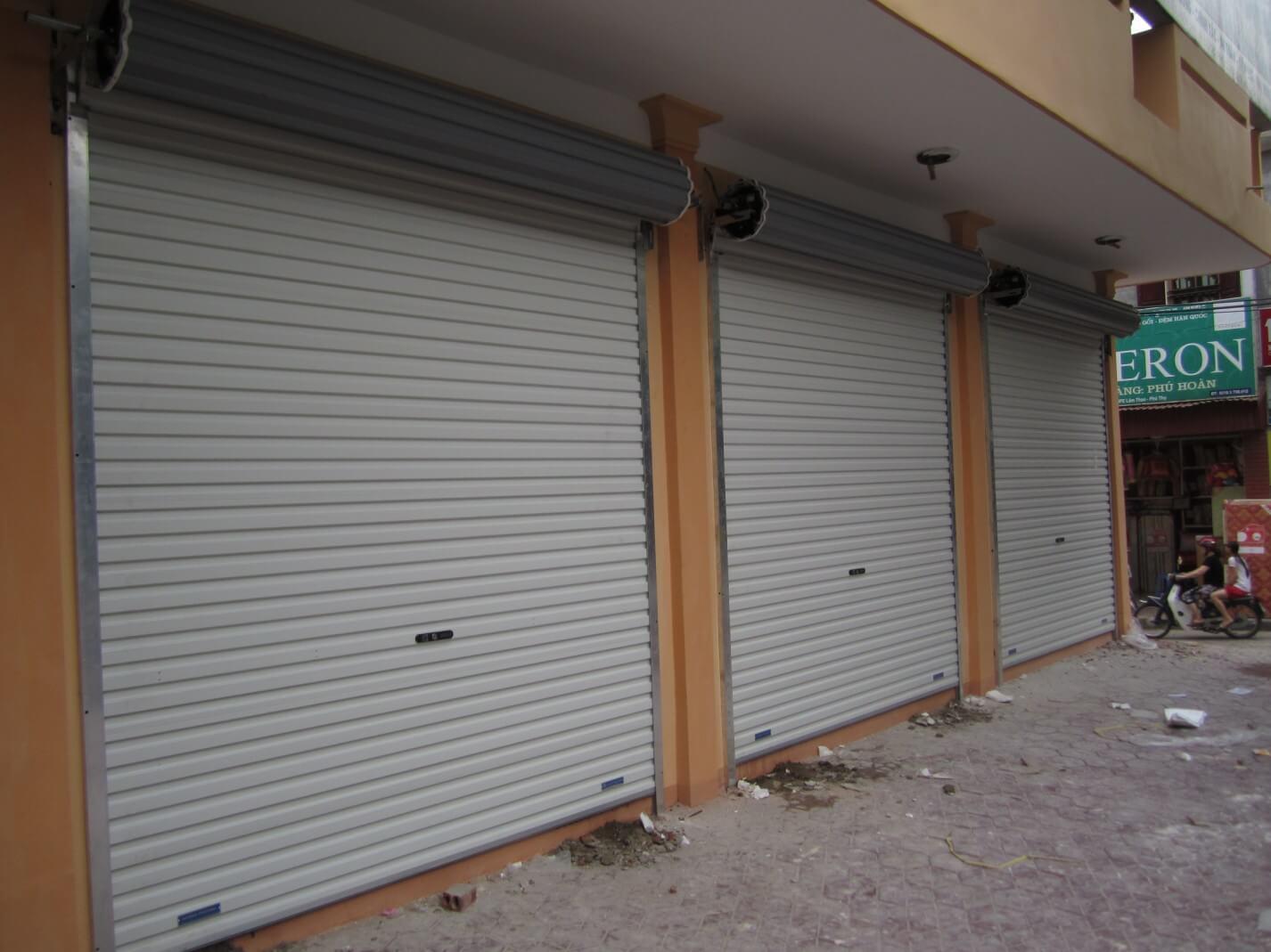Sửa cửa cuốn phường 1 Quận Tân Bình