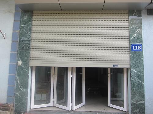 Sửa chữa cửa cuốn phường 2 Quận Bình Thạnh