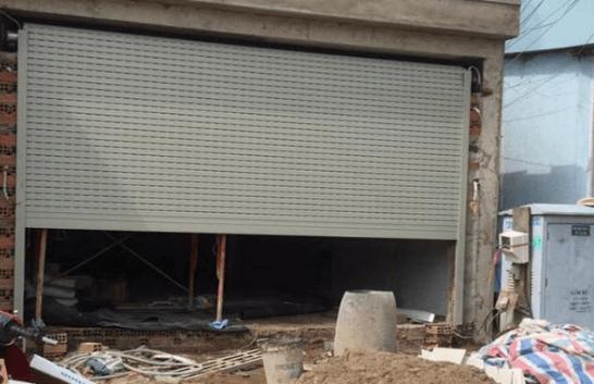 Sửa cửa cuốn phường 24 Quận Bình Thạnh