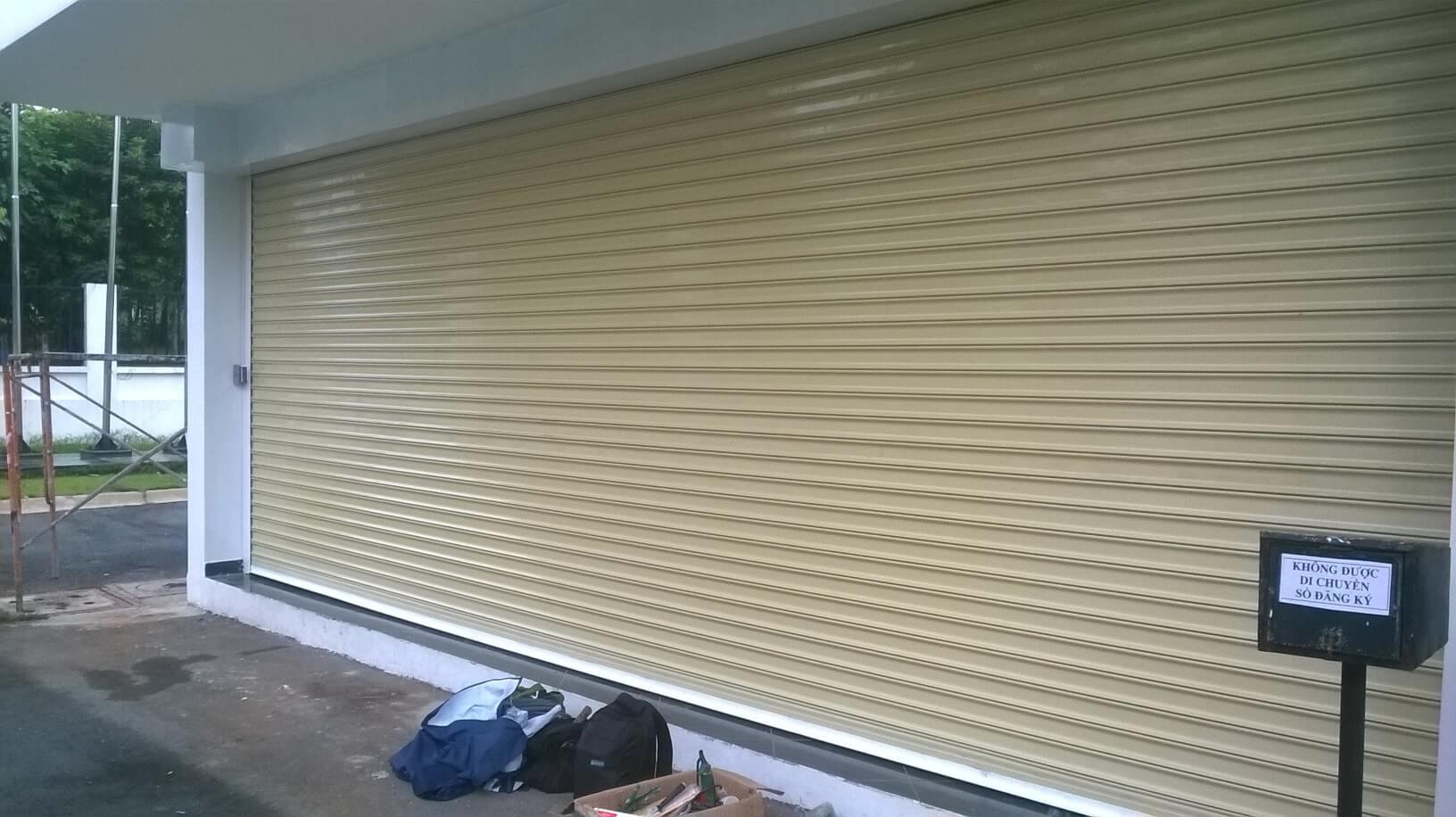 Công ty Sửa cửa cuốn phường 26 Quận Bình Thạnh giá rẻ