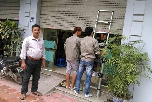 Sửa cửa cuốn phường 28 Quận Bình Thạnh giá rẻ