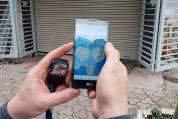 Bộ Điều Khiển Cửa Cuốn Rhino Từ Xa Bằng Smartphone